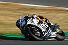 Moto2 Pasini y Martín, los más rápidos en el cierre del test en Valencia