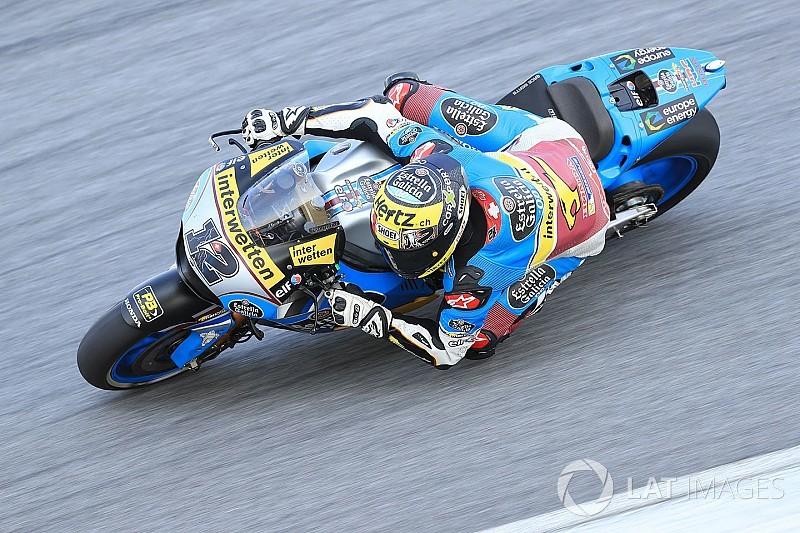 Fotogallery: Il debutto di Thomas Lüthi in MotoGP