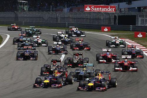 Nürburgring hoopt in 2019 terug te keren op F1-kalender