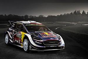 WRC Топ список M-Sport представила ліврею Fiesta для нового сезону WRC