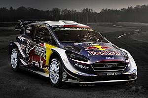 WRC Ultime notizie M-Sport Ford svela la Fiesta WRC Plus 2018 di Ogier ed Evans