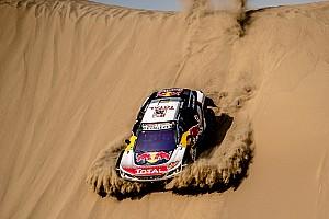Dakar Actualités Loeb perd 25 minutes en début de cinquième étape