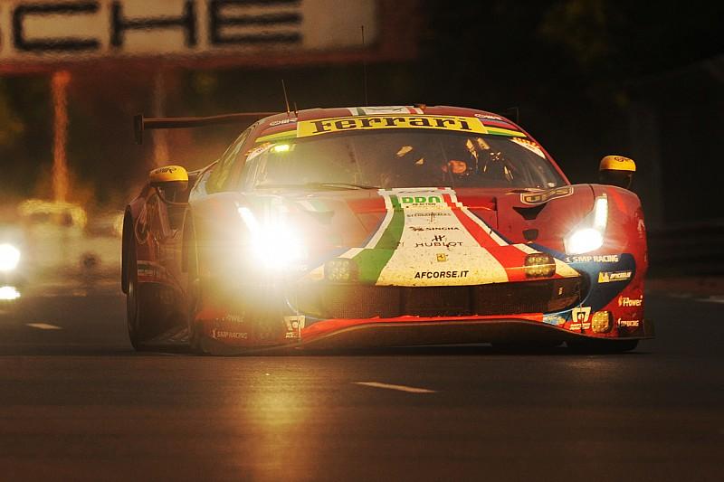 Ferrari, Rigon: