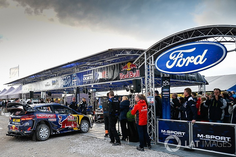 WRC: a Ford neve ismét a nevezési listán!