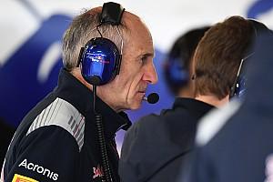 Fórmula 1 Noticias Toro Rosso no podía quedarse callado ante los problemas de Renault