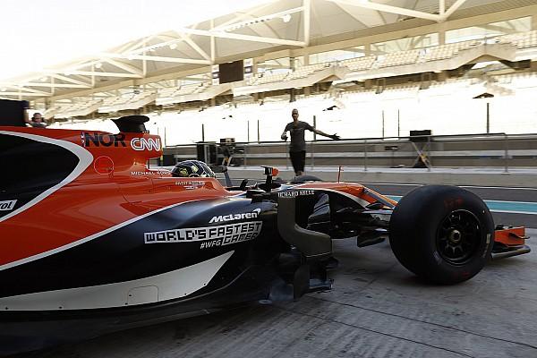 Formula 1 Breaking news McLaren to switch to Petrobras fuel