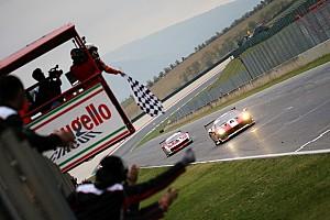 Ferrari Race report Ferrari World Finals: Nielsen wins red-flagged Europe finale