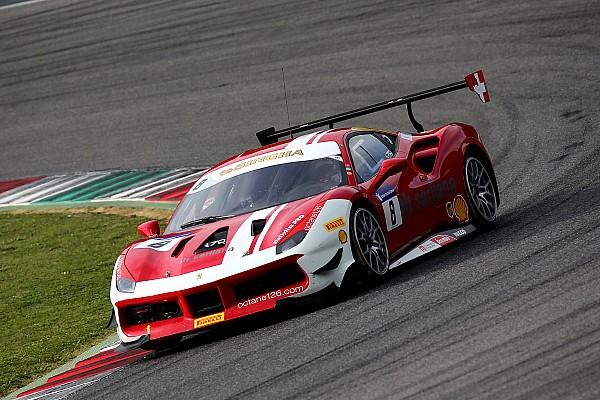 Ferrari Ferrari-Weltfinale: Fabio Leimer sichert sich den Sieg