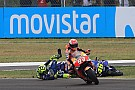 GALERI: Insiden Marquez vs Rossi di Argentina
