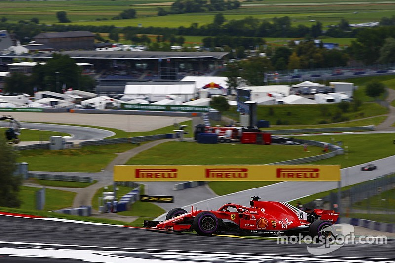 Live: Follow practice for the Austrian GP