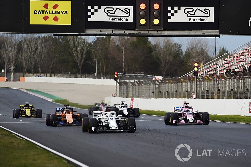 FIA minimiza preocupações por relargadas paradas na F1