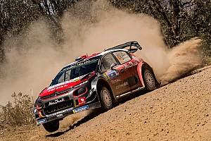 WRC Новость В Citroen предложили Лебу расширить программу стартов в WRC