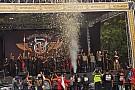 General Meriahnya acara Deklarasi Surakarta Kota Otomotif