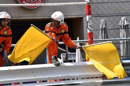 سائقو الفورمولا واحد يرحّبون بخطة شطب الأزمنة المُسجّلة تحت الأعلام الصفراء المزدوجة