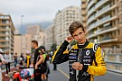 GP3 Renault junior Lundgaard replaces Palmer at MP