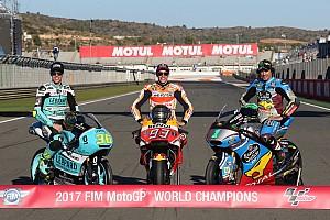 MotoGP Artículo especial Márquez ratifica la edad de oro del motociclismo español