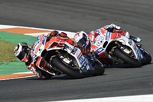 MotoGP Новость В Ducati признали свою ошибку в оценке ситуации с Лоренсо и Довициозо
