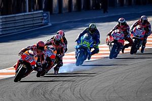 MotoGP Top List Las mejores fotos del GP de Valencia, la celebración de Márquez y la entrega de premios