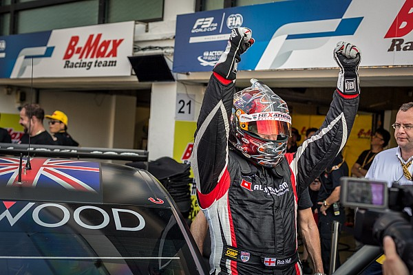 WTCC в Макао: Хафф здобув рекордну дев'яту перемогу