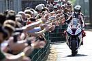 Road racing Судьба главной гонки ТТ решилась в дуэли гонщиков BMW и Kawasaki