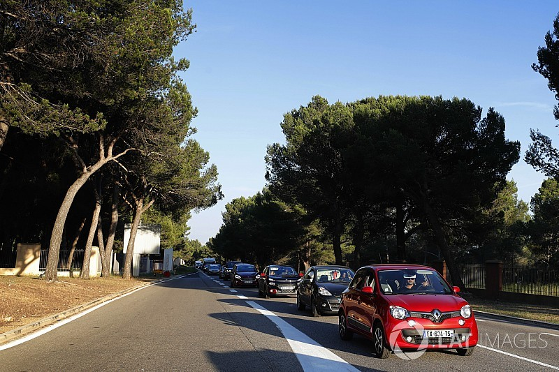 """French GP traffic arrangements """"ridiculous"""" for F1"""
