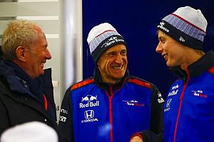 Формула 1 Новость Глава Toro Rosso предложил проводить гонку Ф1 на Новый год