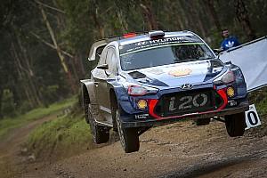 WRC Ultime notizie Hyundai al lavoro per eliminare il sottosterzo dalle i20 in ottica 2018