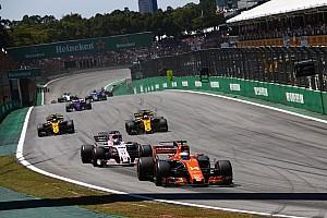 F1 Noticias de última hora Pérez lamentó el incidente en el inicio con Alonso