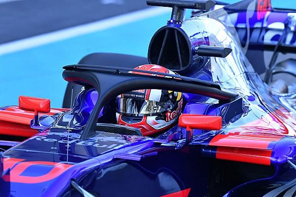 Fórmula 1 Galería: las pruebas aerodinámicas de los test de Abu Dhabi