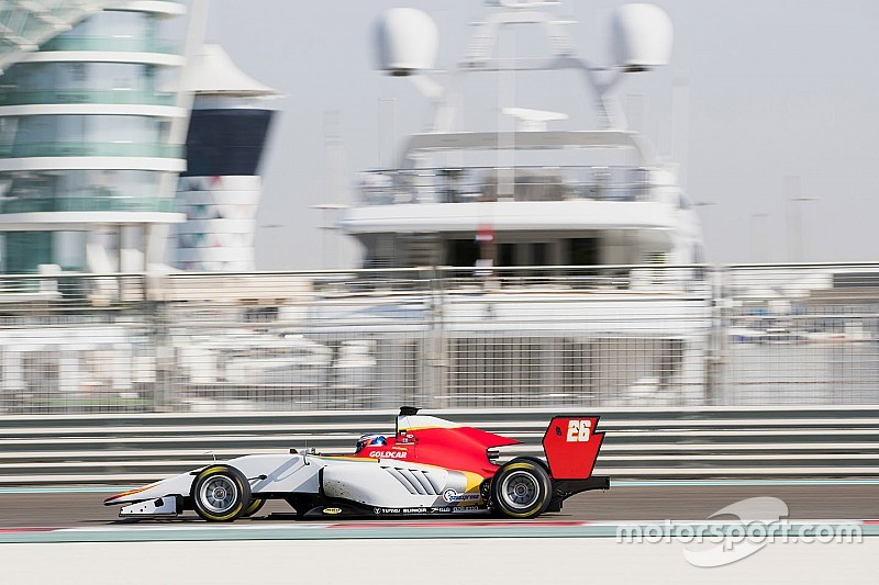 Laaksonen moves to GP3 with Campos