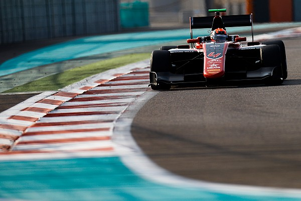 GP3 Noticias de última hora Mazepin, probador de Force India, llega a la GP3 con ART