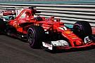 F1-Test in Abu Dhabi: Ferrari-Bestzeit und Kubica im Williams