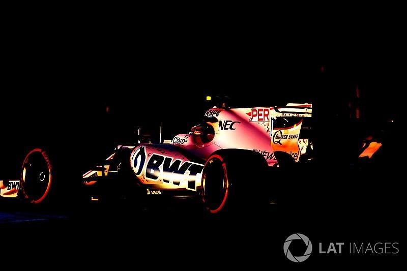 Force India: Neuer Name erst zur Präsentation 2018