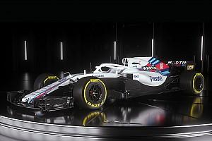 F1 Noticias de última hora Williams presentó su monoplaza para 2018