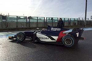 FIA Fórmula 2 Noticias Los F2 estrenaron el Halo en Magny-Cours