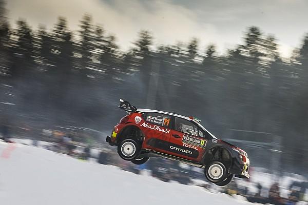 WRC Важливі новини Брін образився на Citroen через Льоба