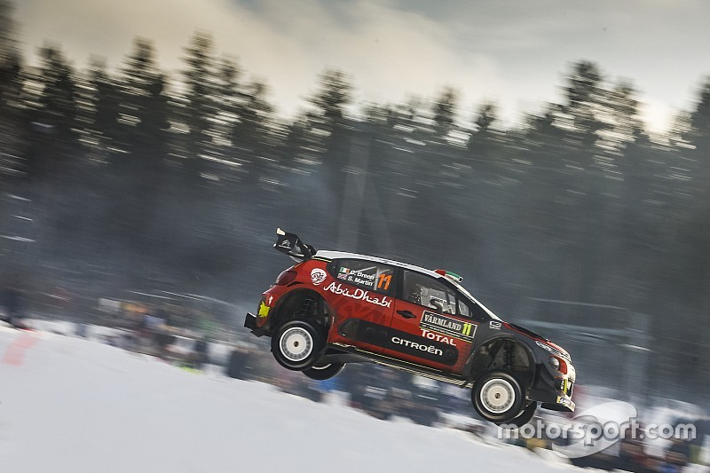 "Breen ""gutted"" to make way for Loeb after Sweden success"