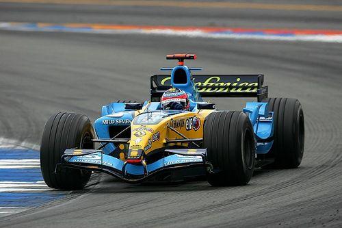 Alonso confirmé à Abu Dhabi dans la Renault R.S.20... et la R25!