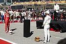 美国大奖赛车手出场形式褒贬不一