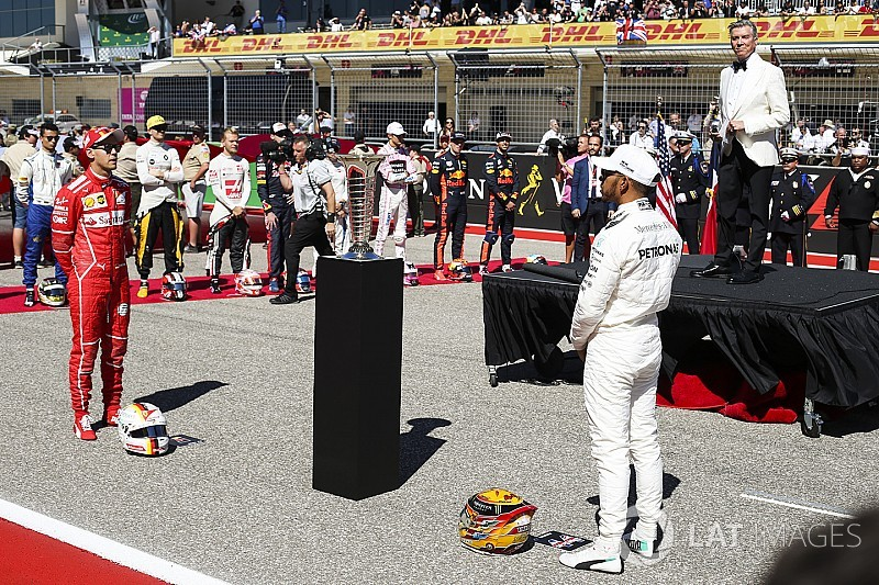 "Teams defend US GP presentations amid ""bad copy"" criticism"