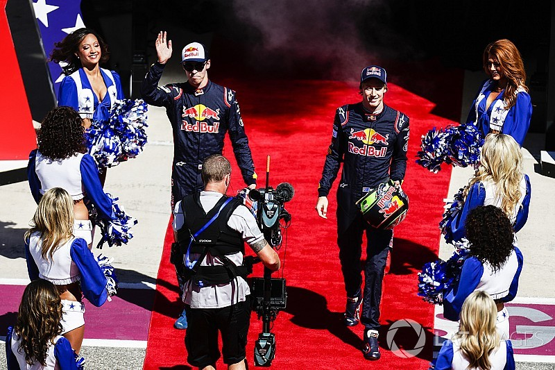 Gasly-Hartley felállással indul a Toro Rosso Mexikóban!
