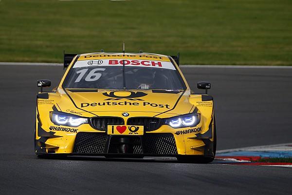DTM Noticias de última hora Sorpresas entre los pilotos de BMW para el DTM 2018