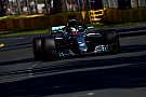 F1 F1開幕戦FP2速報:ハミルトン、唯一1分23秒台で首位。ハートレー16番手