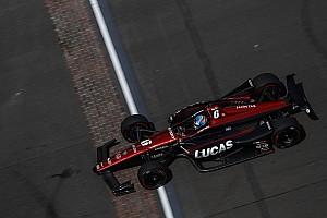 IndyCar Noticias Video: Wickens choca en la práctica del lunes de Indy 500