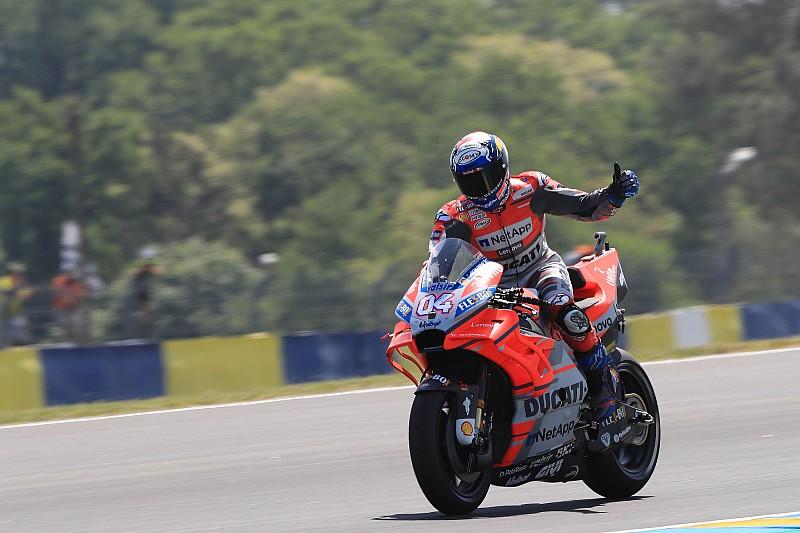 Довіціозо: Після Россі ніхто не вірив у Ducati