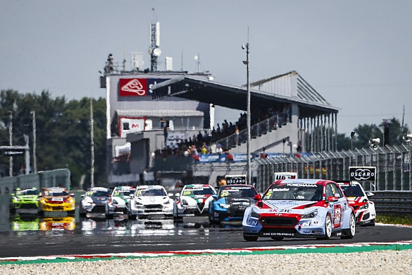 WTCR Huff urges BoP fixes after