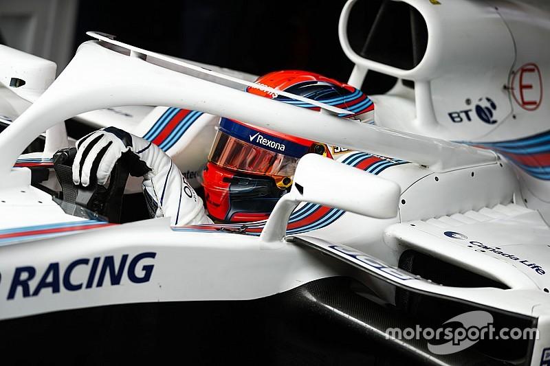 """Kubica diz que esforço vem de """"70% da mão esquerda"""" após acidente"""