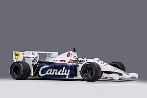 Fórmula 1 Noticias El Toleman que Senna corrió en Mónaco irá a subasta