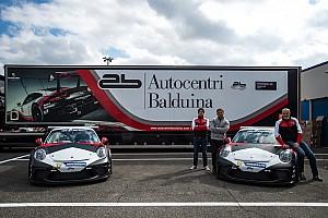 Carrera Cup Italia Ultime notizie Carrera Cup Italia, AB Racing affianca Verrocchio a Berton per Imola