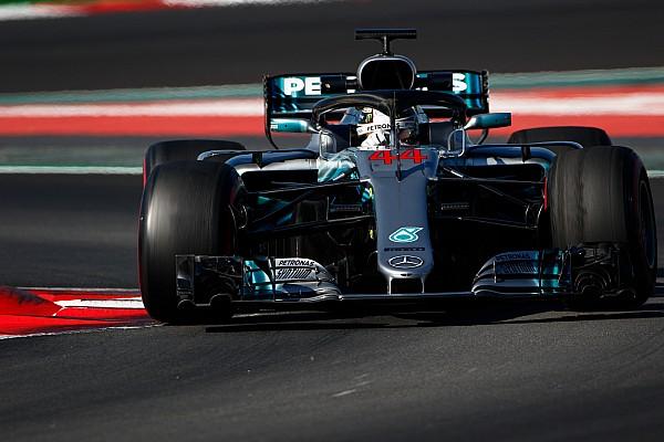 """Mercedes: """"Gepusht voor nog betere kwalificatiemodus"""""""